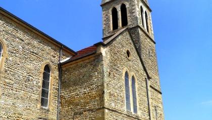 Valencogne: Kirche