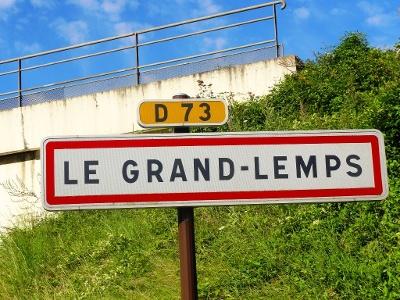 Le Grand-Lemps, ein grösserer Ort