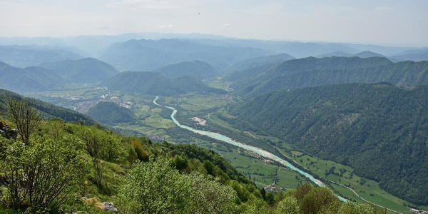 View of Tolmin