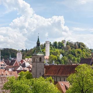 Ravensburg, Stadt der Türme und Tore