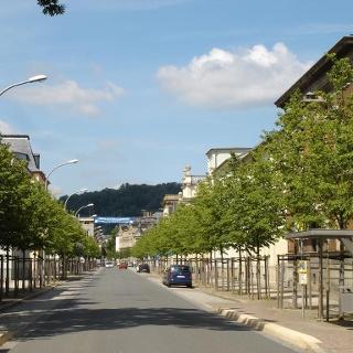 Carolinenstraße Greiz
