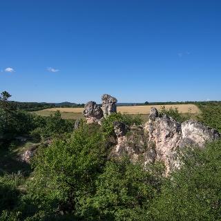 A Teve-szikla