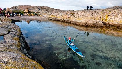 Start ins Abenteuer auf klarstem Wasser