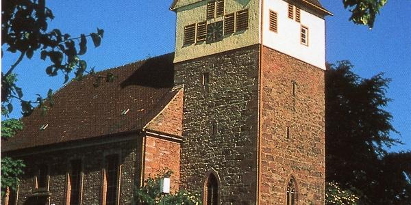 Evang. Ulrichskirche in Schömberg-Langenbrand