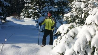 Schneeschuhwanderung Sport + Fun am Rothaarsteig