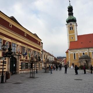 Köszeg Altstadt