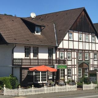 Hotel Höxter am Jakobsweg Aussenansicht