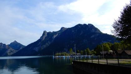 Ebensee: Blick zum Traunstein