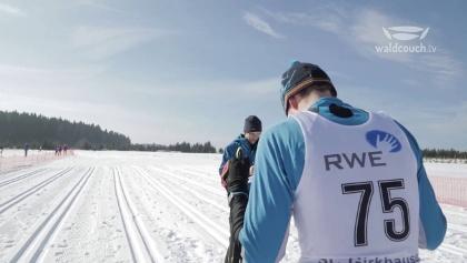 """Skilanglauf """"Auf der Steinert"""" im Naturparadies Bad Berleburg HD"""
