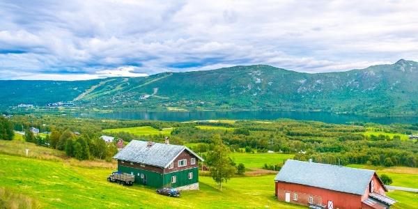 Countryside near Finse