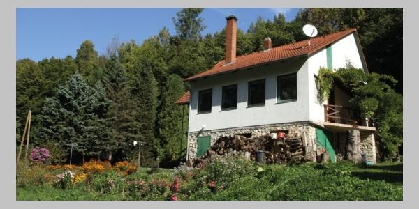 A németbányai vendégház