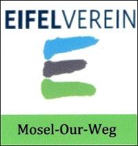 Wegekennzeichen Mosel-Our-Weg