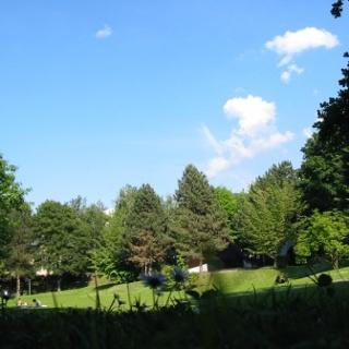 Stadtpark am Glacis