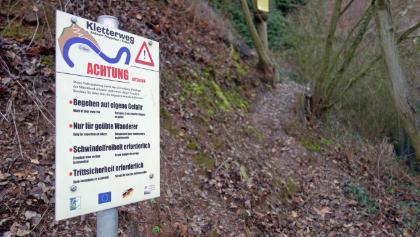 Klettersteig Pfalz : Mittelrhein klettersteig boppard bergsteigen