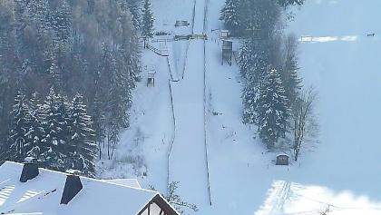 Skisprungschanze Rueckershausen