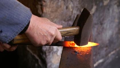 Glühend Heißes Eisen