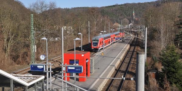 S-Bahn Haltepunkt Freital-Hainsberg West