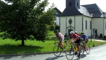 27. Scherdel-Frankenwaldtour 2012 - 45 Kilometer