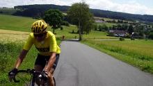 27. Scherdel-Frankenwaldtour 2012 - 30 Kilometer
