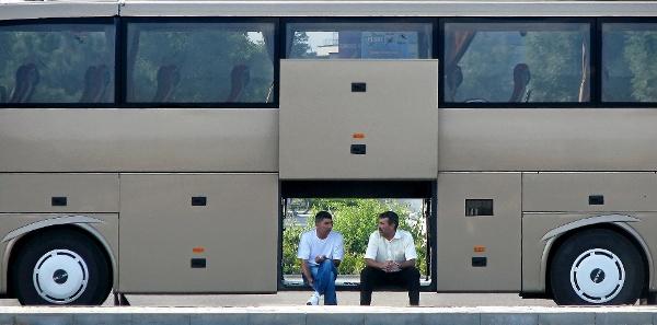 Bus & Busfahrer