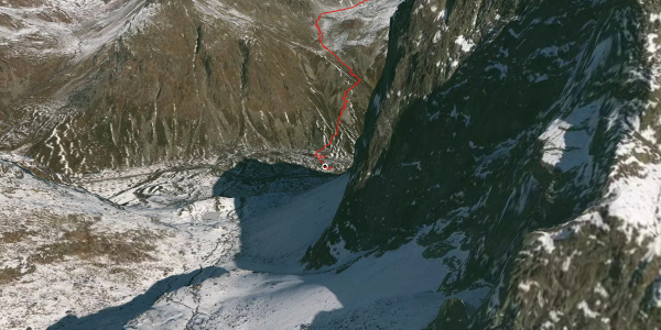 Bergtour in Graubünden: Bergtour auf den Piz Julier (Piz Güglia) vom ...