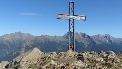 Blick von der Matatzspitze nach Norden