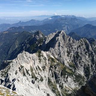 Mrzla gora 2203m