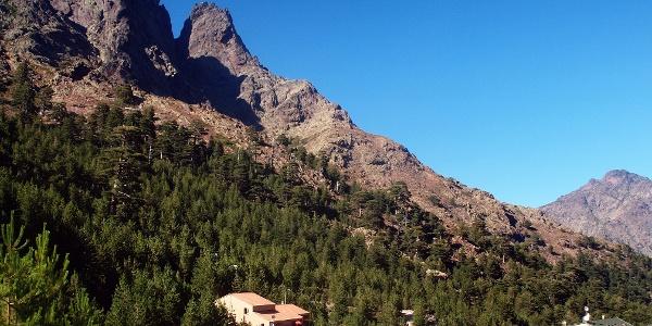 Plateau von Asco