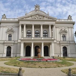 Mahenovo divadlo v Brně
