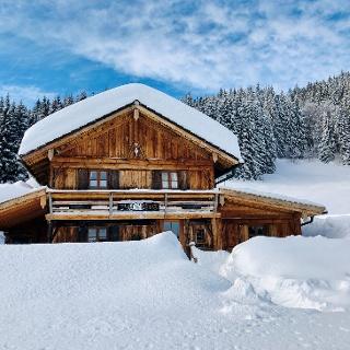 Endlich ein Winterbild