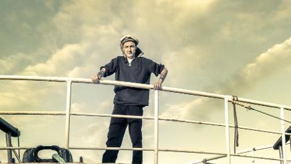 Modernes Seemannsgarn