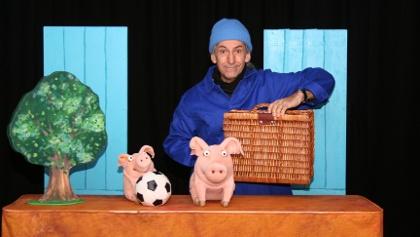 Piggeldiy und Frederick