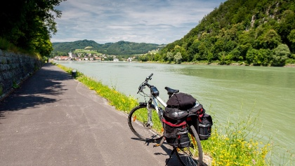 Along the Austrian Danube