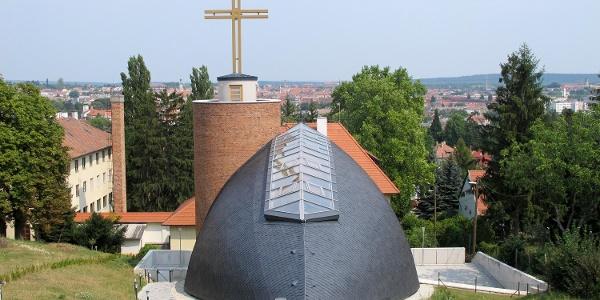 Árpád-házi Szent Margit-kápolna és Szent Margit-templom, Sopron