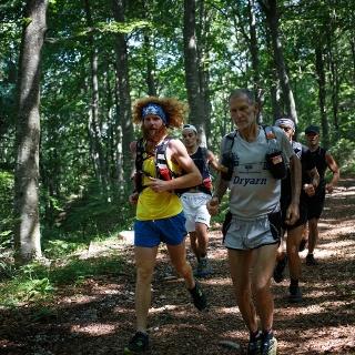 Comano trail, la corsa in montagna