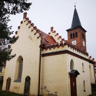 Kirche Lützschena