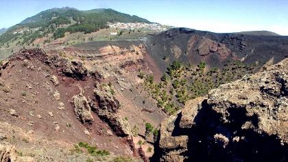 Vulkan auf La Palma
