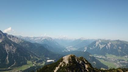 Der Gipfel des Tauernspitz
