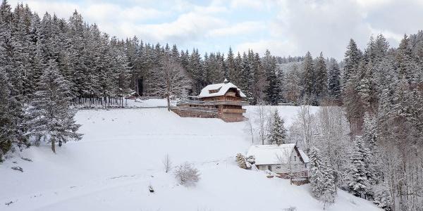 Bad Peterstal-Griesbach/Renchtalhütte (Einkehrmöglichkeit)
