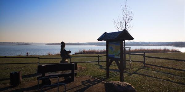Kunst am Markkleeberger See