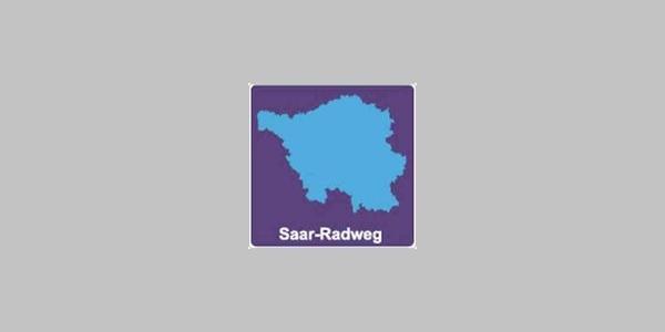 Logo Saar-Radweg