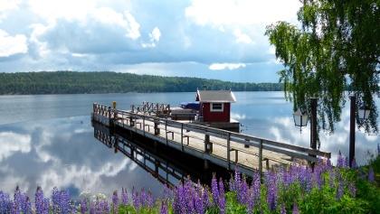 Lake Övre Fryken