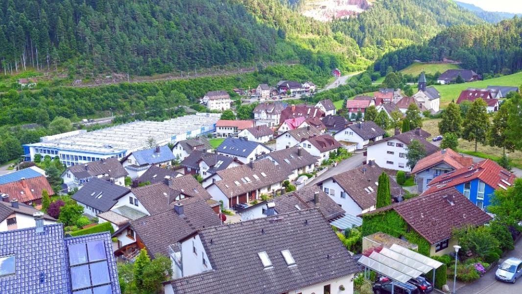 Hornberg - Große Runde auf dem Panoramaweg