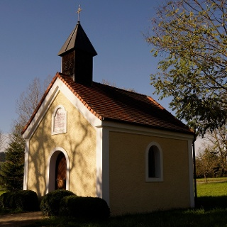 Die Dorfkapelle in Grottham