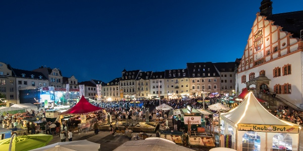 Spitzenfest in Plauen