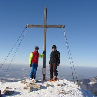 Hochstaff, 1305 m