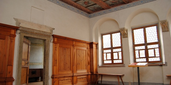 Bürgermeister-Ringenhain-Haus Innenansicht