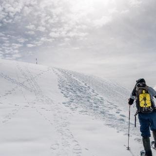 Aufstieg Erzegg Trail