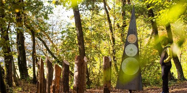Nature theme trail Tramin