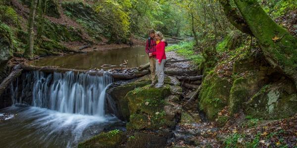 Baybachtal - Wasserfall